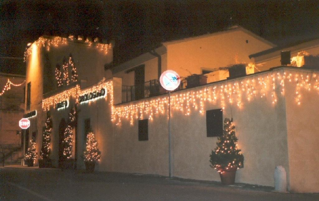 Luci natale da esterno a cascata luminarie natalizie napoli